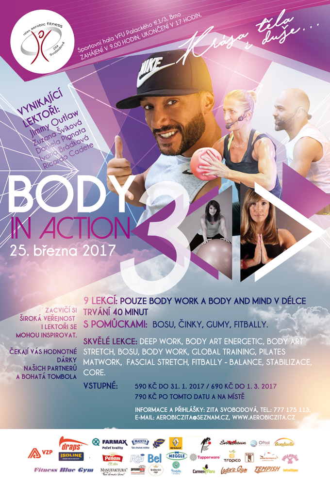 BODY IN ACTION 3