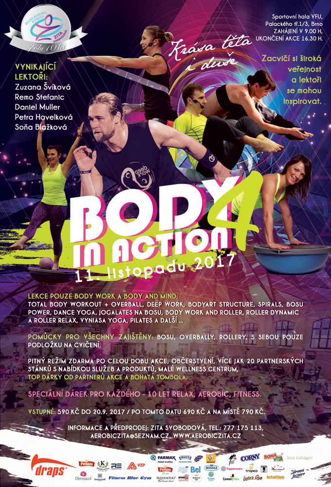 BODY IN ACTION 4