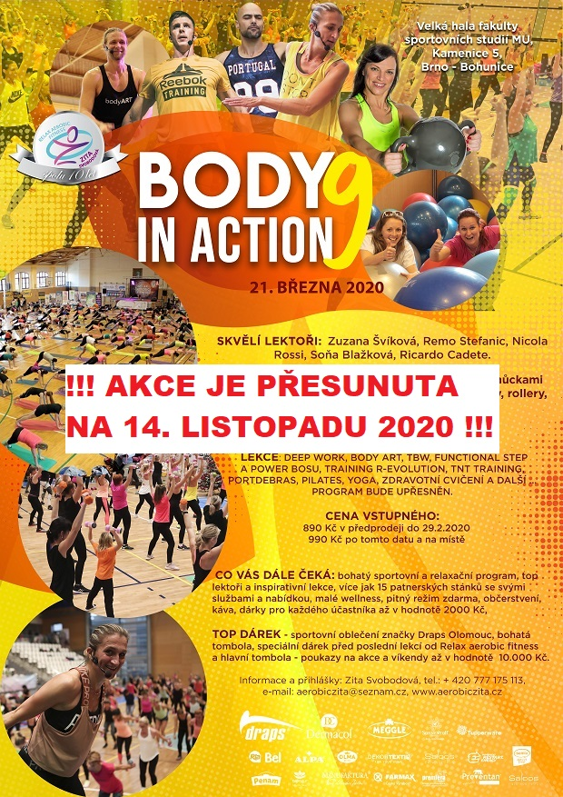BODY IN ACTION 9