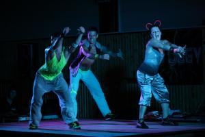 Summer Night Zumba Show